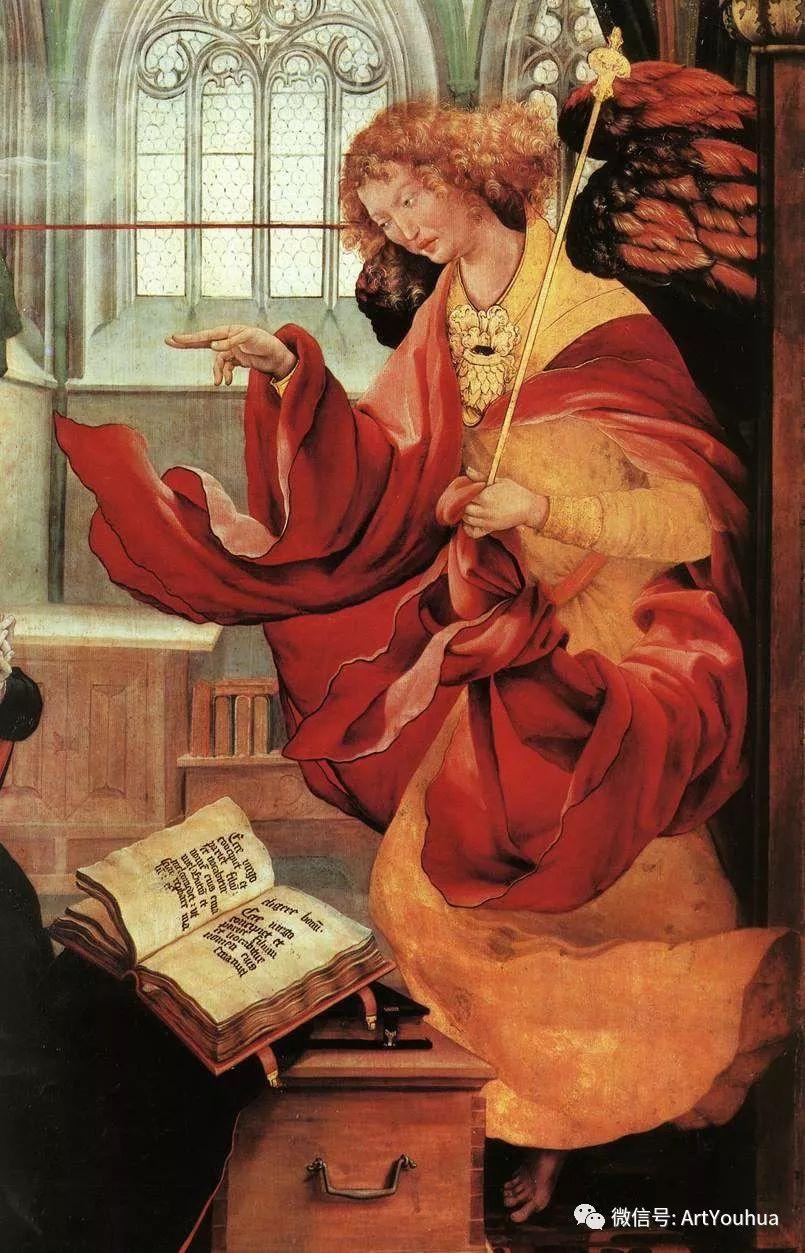 连载No.5 一生要知道的100位世界著名画家之格吕内瓦尔德插图135