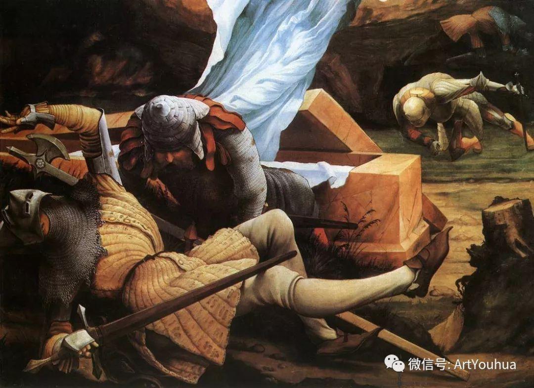 连载No.5 一生要知道的100位世界著名画家之格吕内瓦尔德插图143