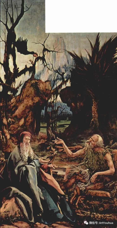 连载No.5 一生要知道的100位世界著名画家之格吕内瓦尔德插图145