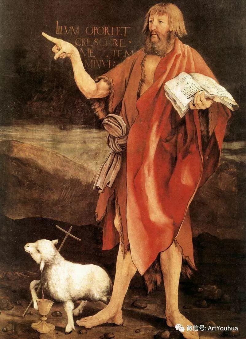 连载No.5 一生要知道的100位世界著名画家之格吕内瓦尔德插图147