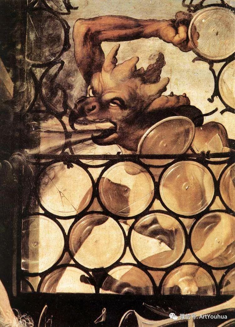连载No.5 一生要知道的100位世界著名画家之格吕内瓦尔德插图151