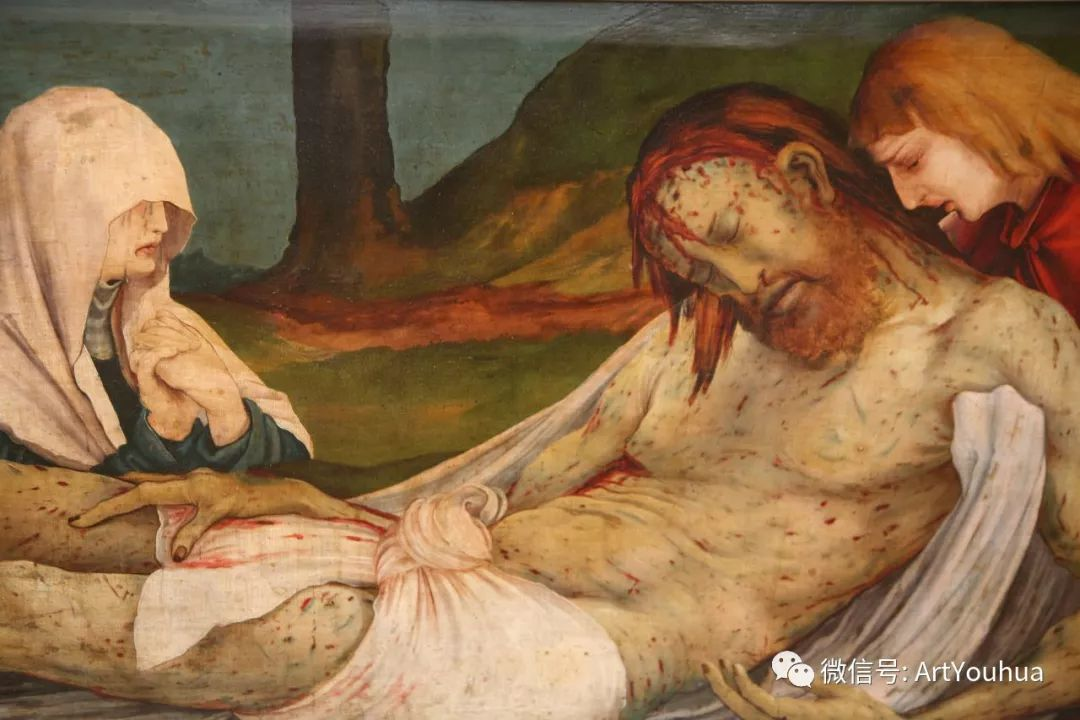 连载No.5 一生要知道的100位世界著名画家之格吕内瓦尔德插图153