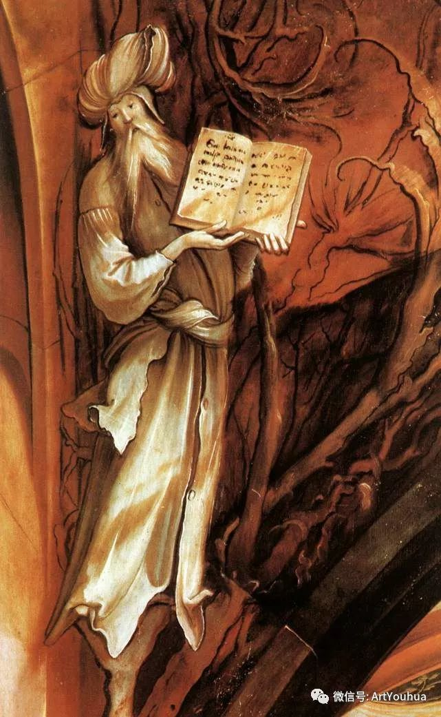 连载No.5 一生要知道的100位世界著名画家之格吕内瓦尔德插图157