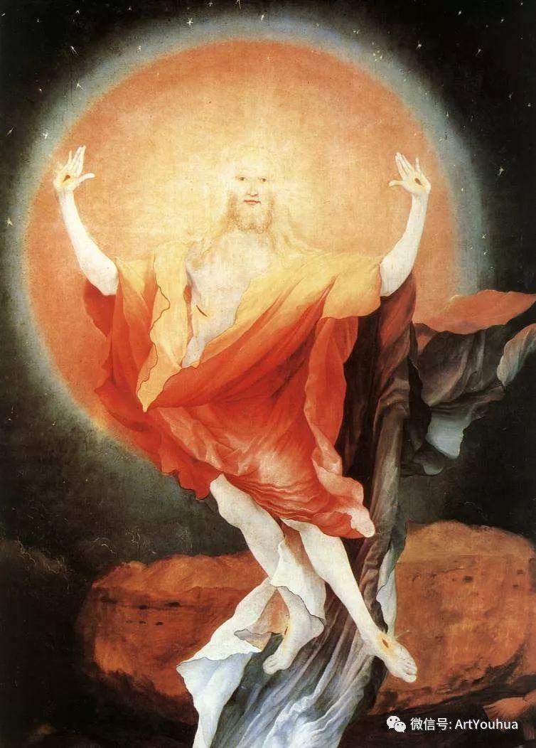连载No.5 一生要知道的100位世界著名画家之格吕内瓦尔德插图159
