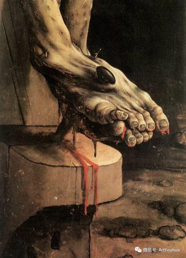 连载No.5 一生要知道的100位世界著名画家之格吕内瓦尔德插图165
