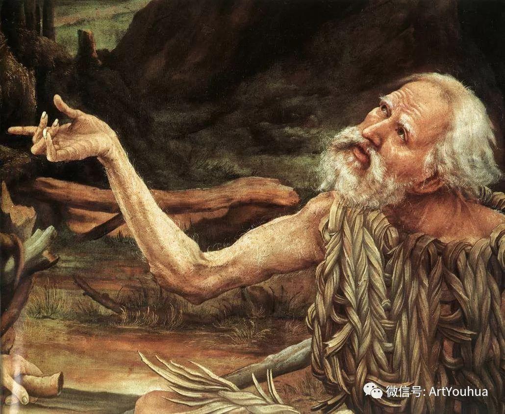 连载No.5 一生要知道的100位世界著名画家之格吕内瓦尔德插图167