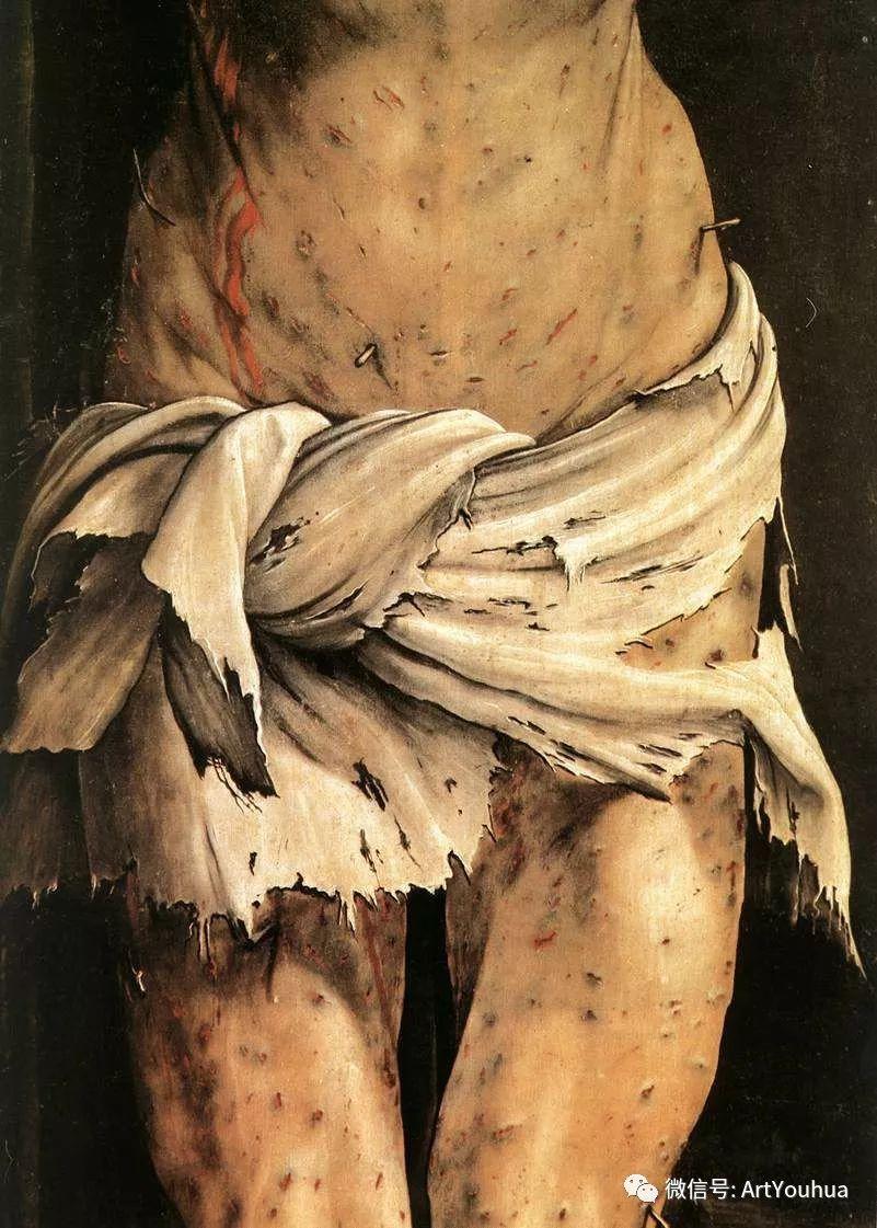 连载No.5 一生要知道的100位世界著名画家之格吕内瓦尔德插图169