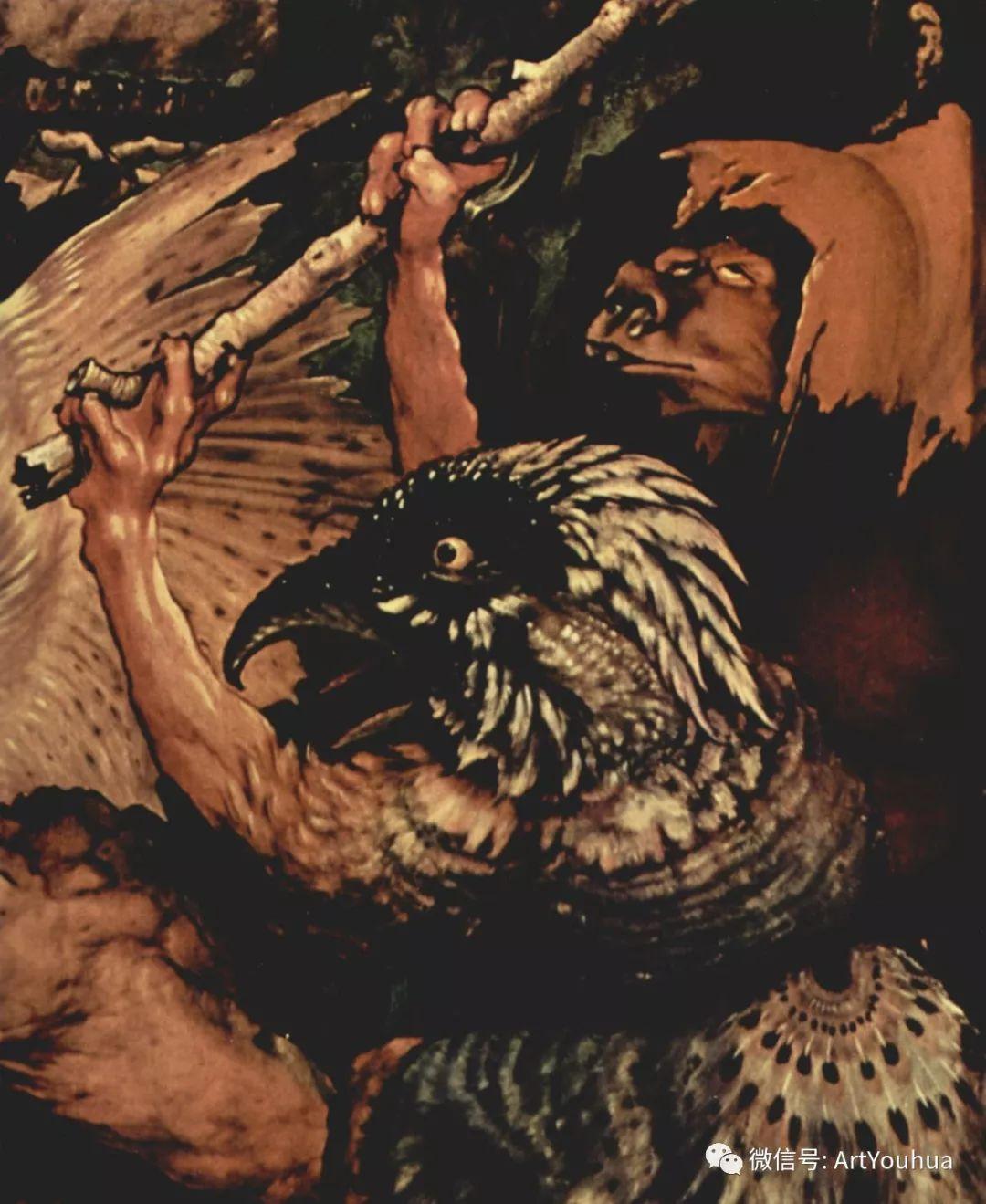连载No.5 一生要知道的100位世界著名画家之格吕内瓦尔德插图173