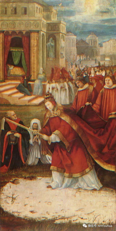 连载No.5 一生要知道的100位世界著名画家之格吕内瓦尔德插图177
