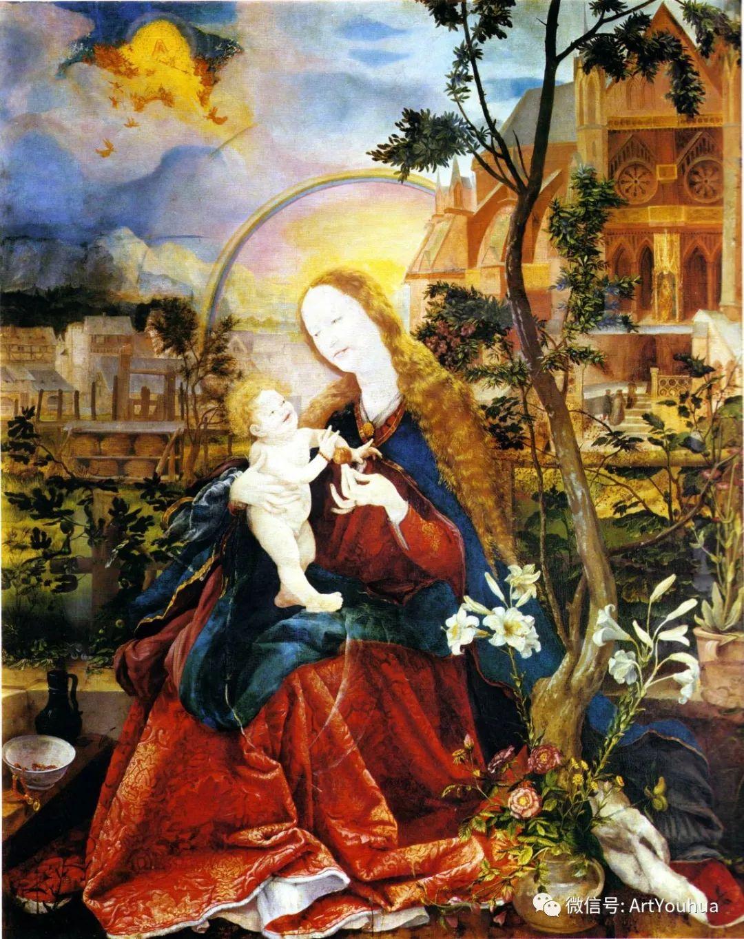 连载No.5 一生要知道的100位世界著名画家之格吕内瓦尔德插图179