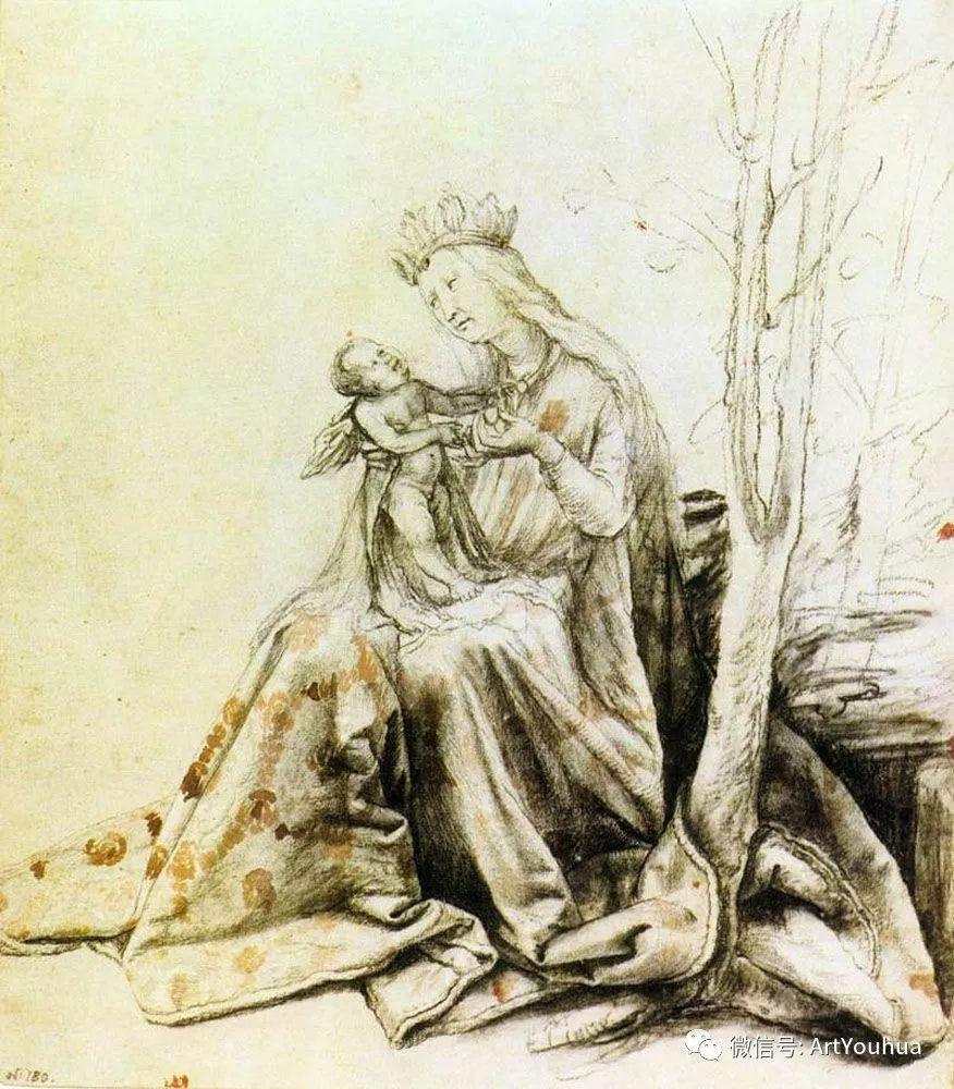连载No.5 一生要知道的100位世界著名画家之格吕内瓦尔德插图181
