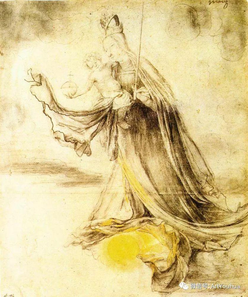 连载No.5 一生要知道的100位世界著名画家之格吕内瓦尔德插图189