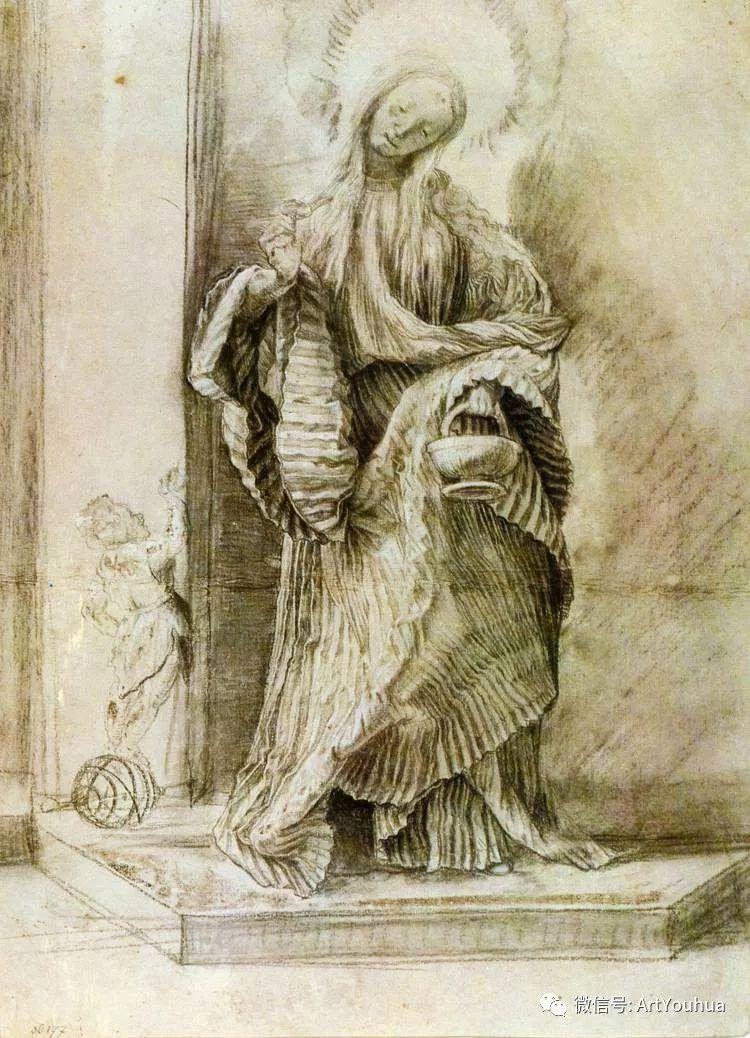 连载No.5 一生要知道的100位世界著名画家之格吕内瓦尔德插图195
