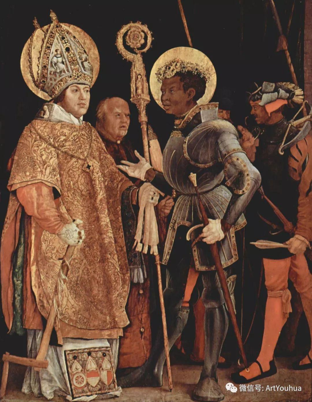 连载No.5 一生要知道的100位世界著名画家之格吕内瓦尔德插图199