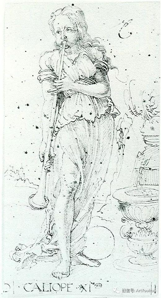 连载No.6 一生要知道的100位世界著名画家之丢勒插图67