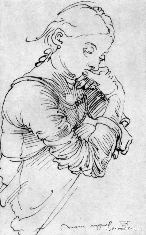 连载No.6 一生要知道的100位世界著名画家之丢勒插图69