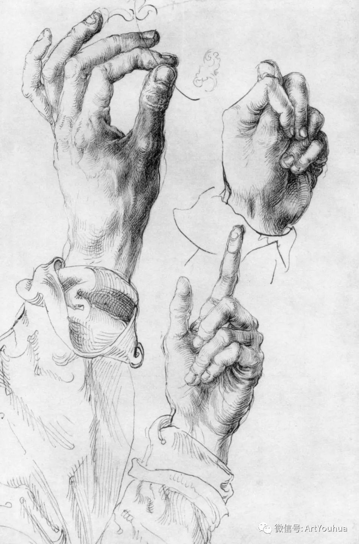 连载No.6 一生要知道的100位世界著名画家之丢勒插图77