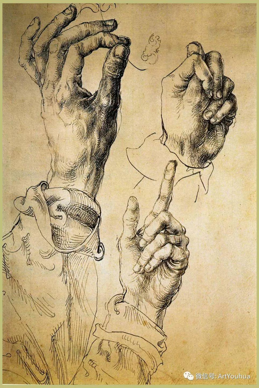 连载No.6 一生要知道的100位世界著名画家之丢勒插图86