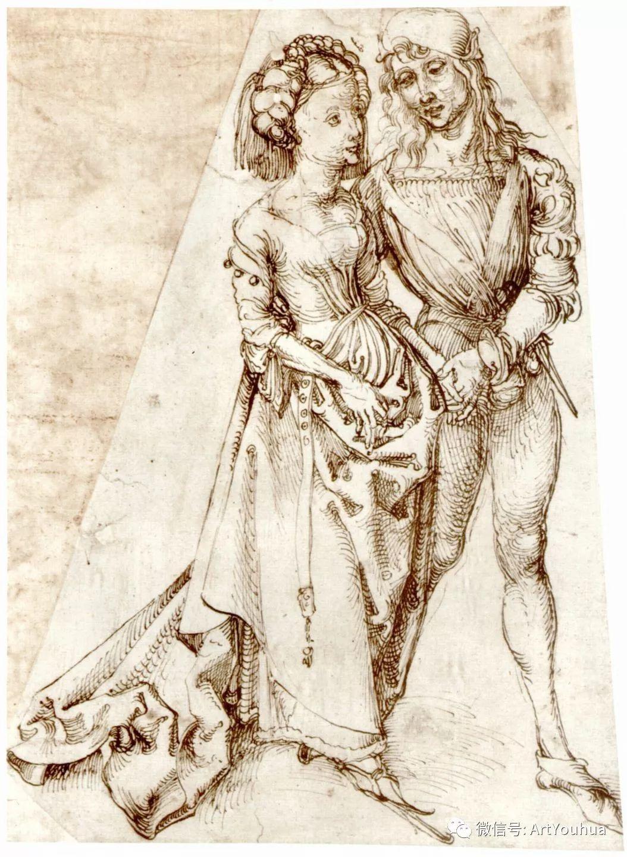 连载No.6 一生要知道的100位世界著名画家之丢勒插图106