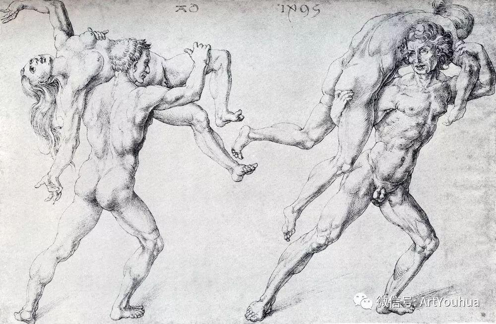 连载No.6 一生要知道的100位世界著名画家之丢勒插图114