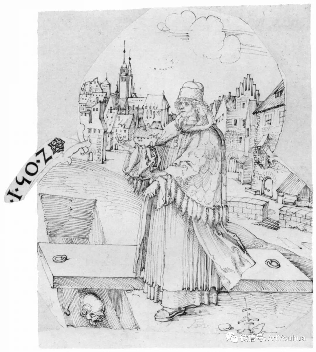 连载No.6 一生要知道的100位世界著名画家之丢勒插图116