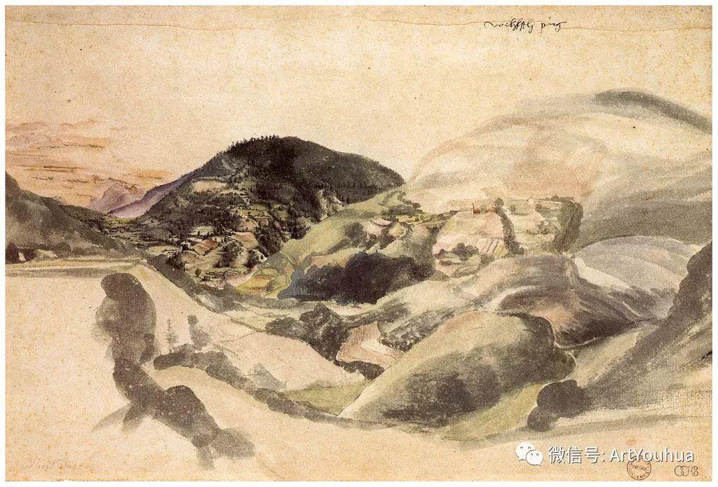 连载No.6 一生要知道的100位世界著名画家之丢勒插图126