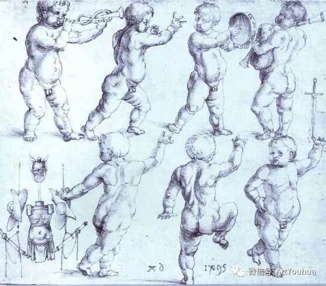 连载No.6 一生要知道的100位世界著名画家之丢勒插图144