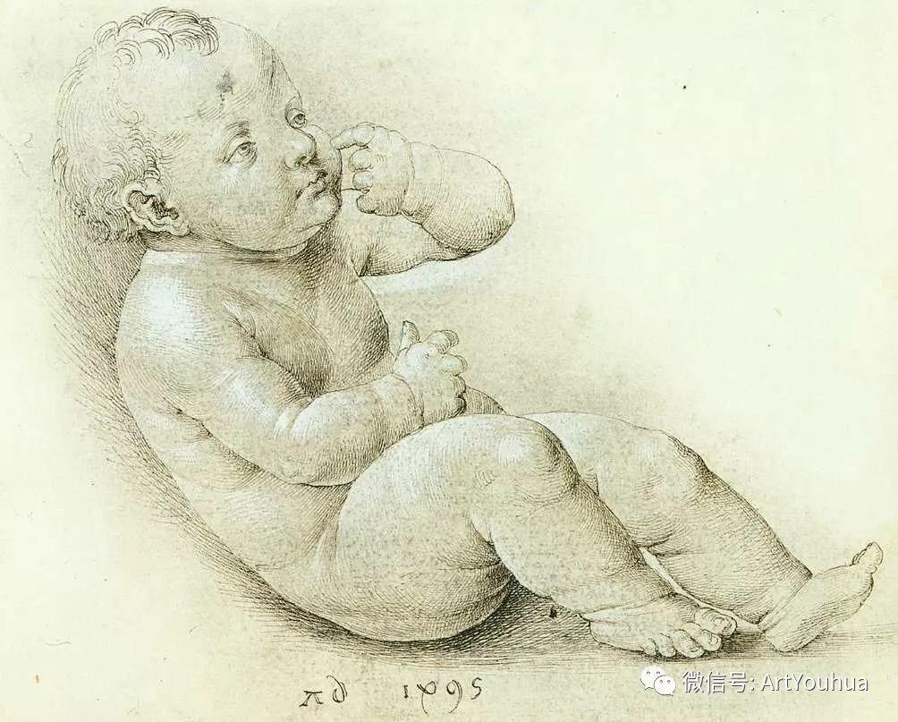 连载No.6 一生要知道的100位世界著名画家之丢勒插图150