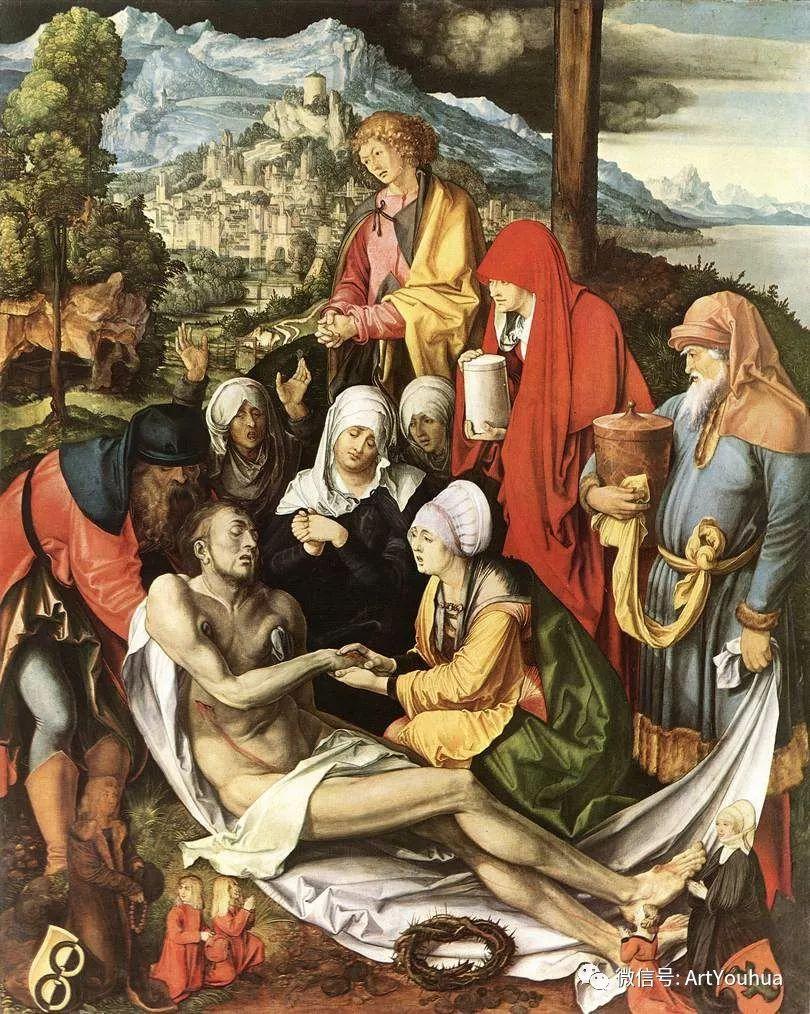 连载No.6 一生要知道的100位世界著名画家之丢勒插图154