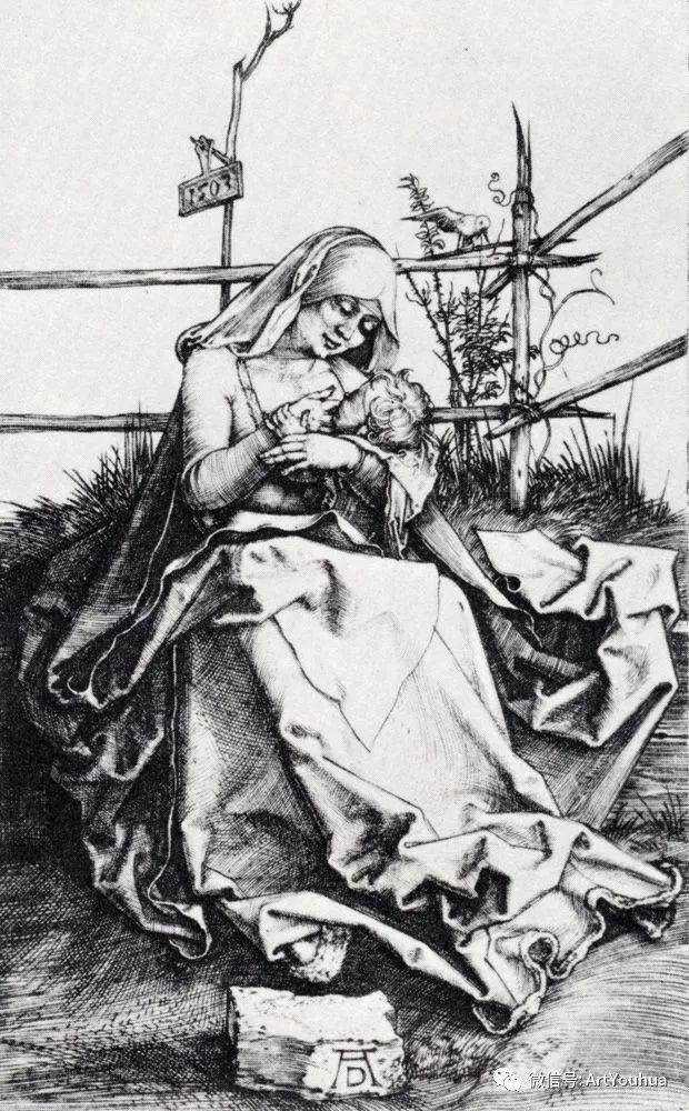 连载No.6 一生要知道的100位世界著名画家之丢勒插图160