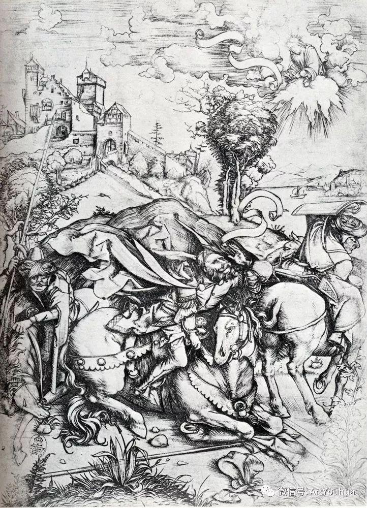 连载No.6 一生要知道的100位世界著名画家之丢勒插图168