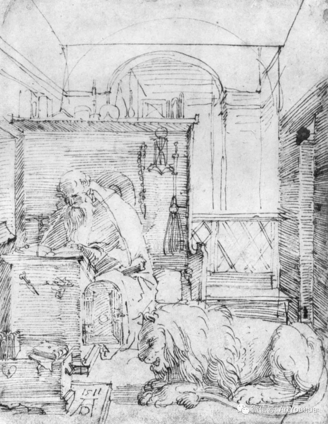 连载No.6 一生要知道的100位世界著名画家之丢勒插图182