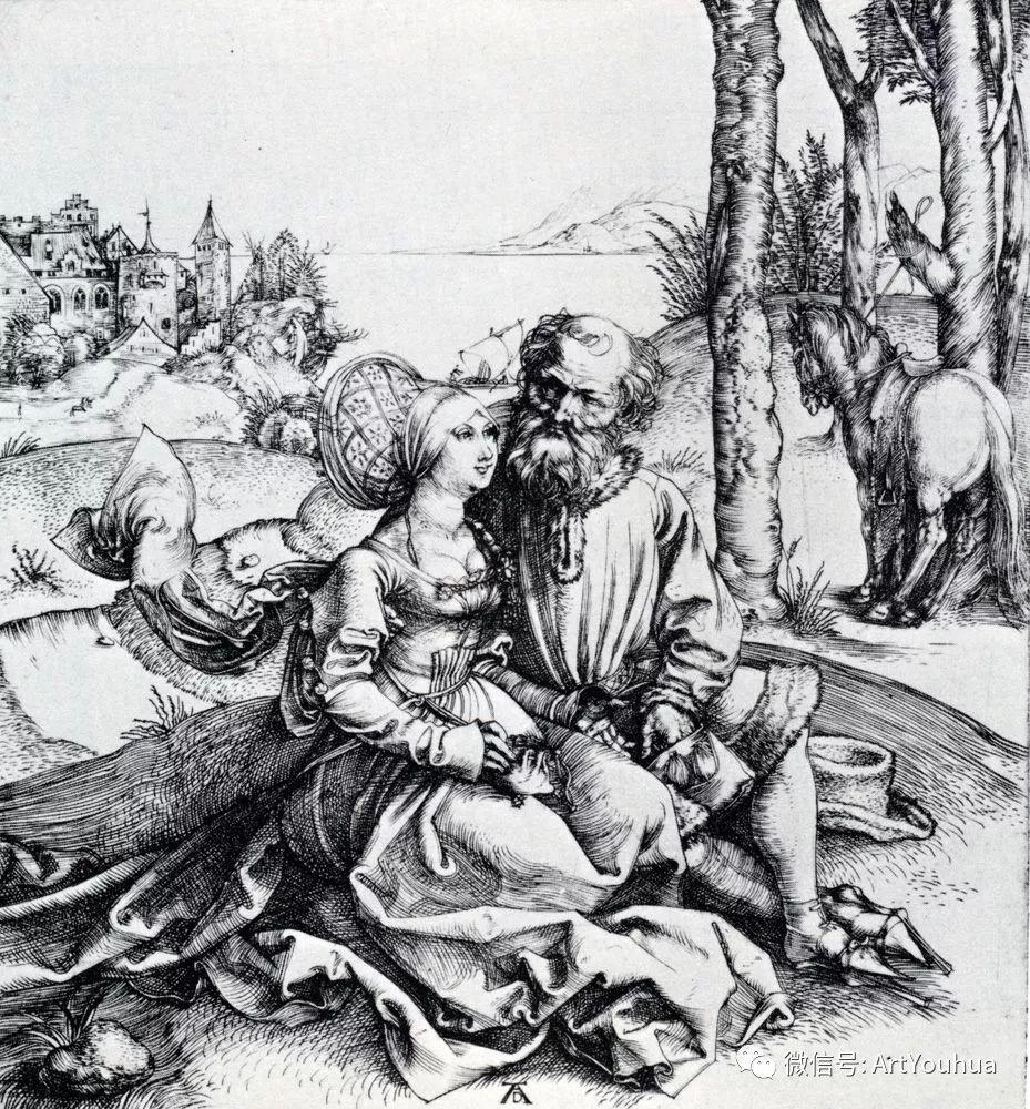 连载No.6 一生要知道的100位世界著名画家之丢勒插图186