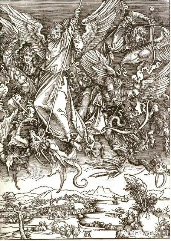 连载No.6 一生要知道的100位世界著名画家之丢勒插图188