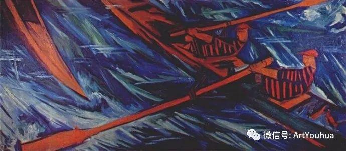 俄罗斯前卫艺术家Natalia Goncharova (1881-1962)插图23