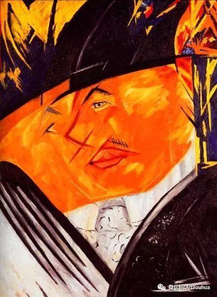 俄罗斯前卫艺术家Natalia Goncharova (1881-1962)插图63