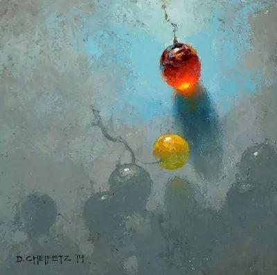 他是一个十分讲究运用光线的画家插图29