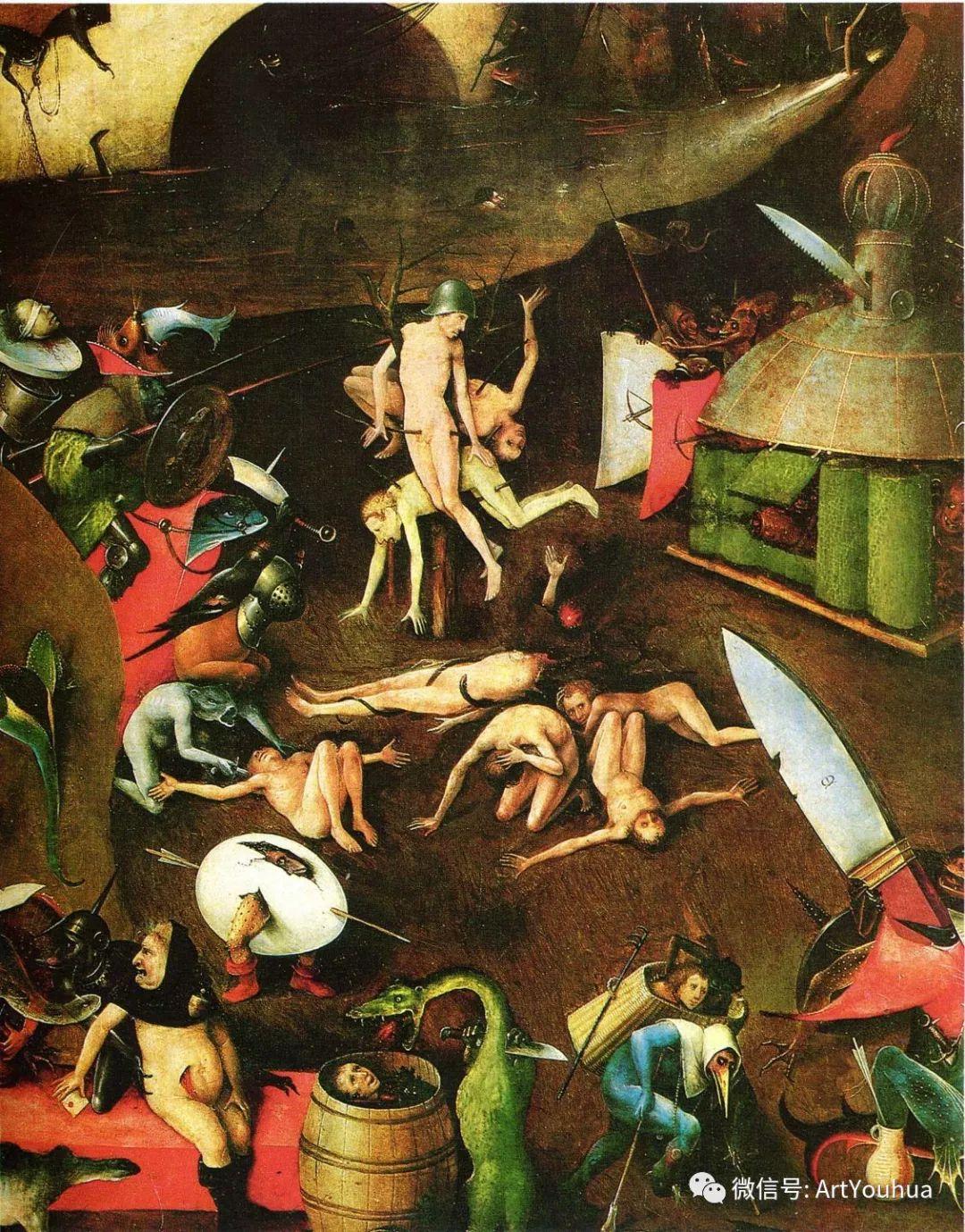 连载No.3 一生要知道的100位世界著名画家之希罗尼穆斯·波希插图1