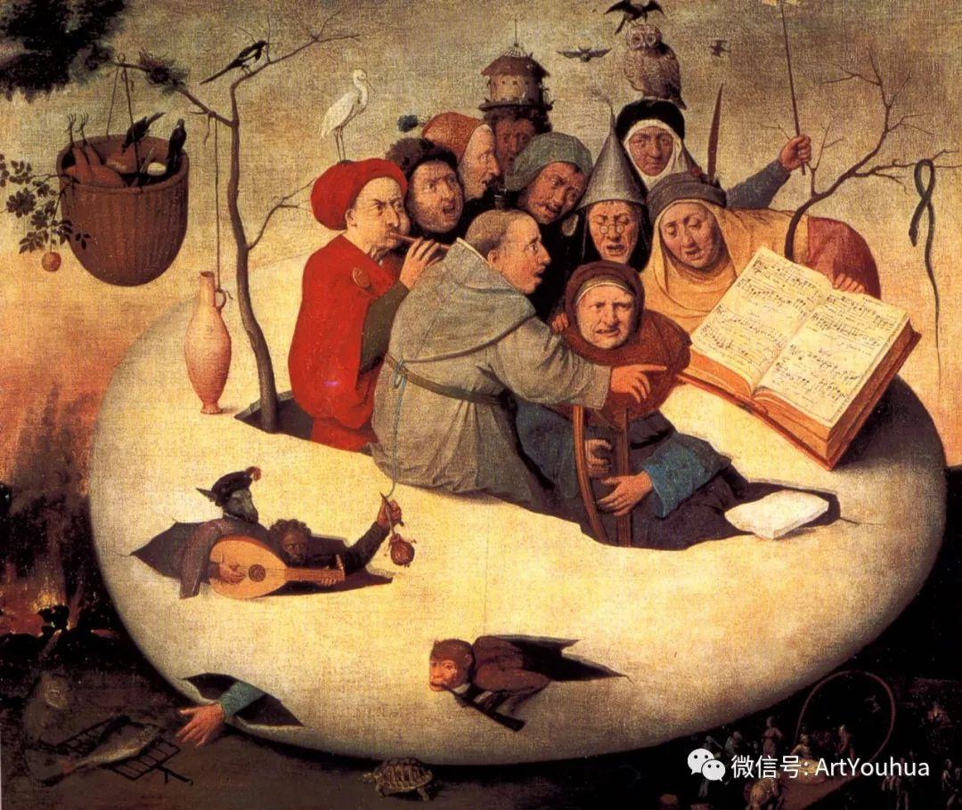 连载No.3 一生要知道的100位世界著名画家之希罗尼穆斯·波希插图3