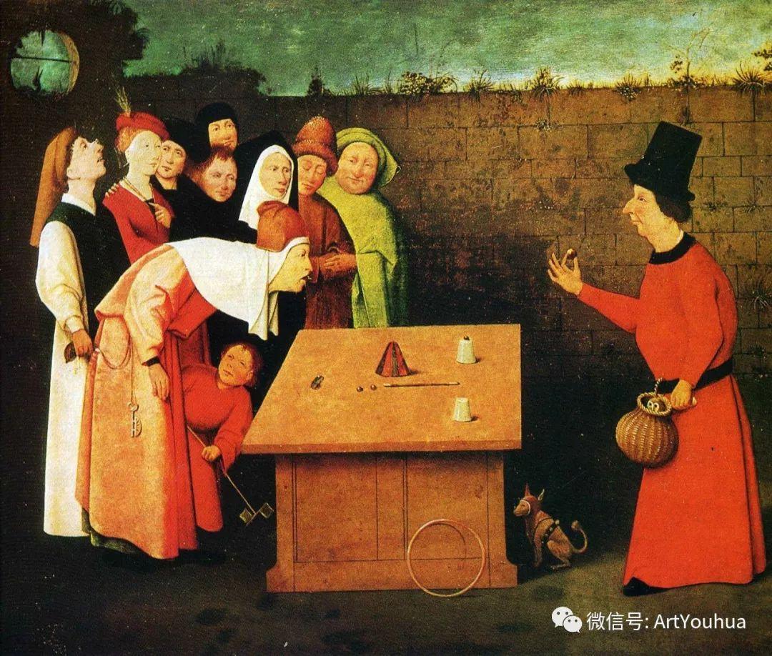 连载No.3 一生要知道的100位世界著名画家之希罗尼穆斯·波希插图5