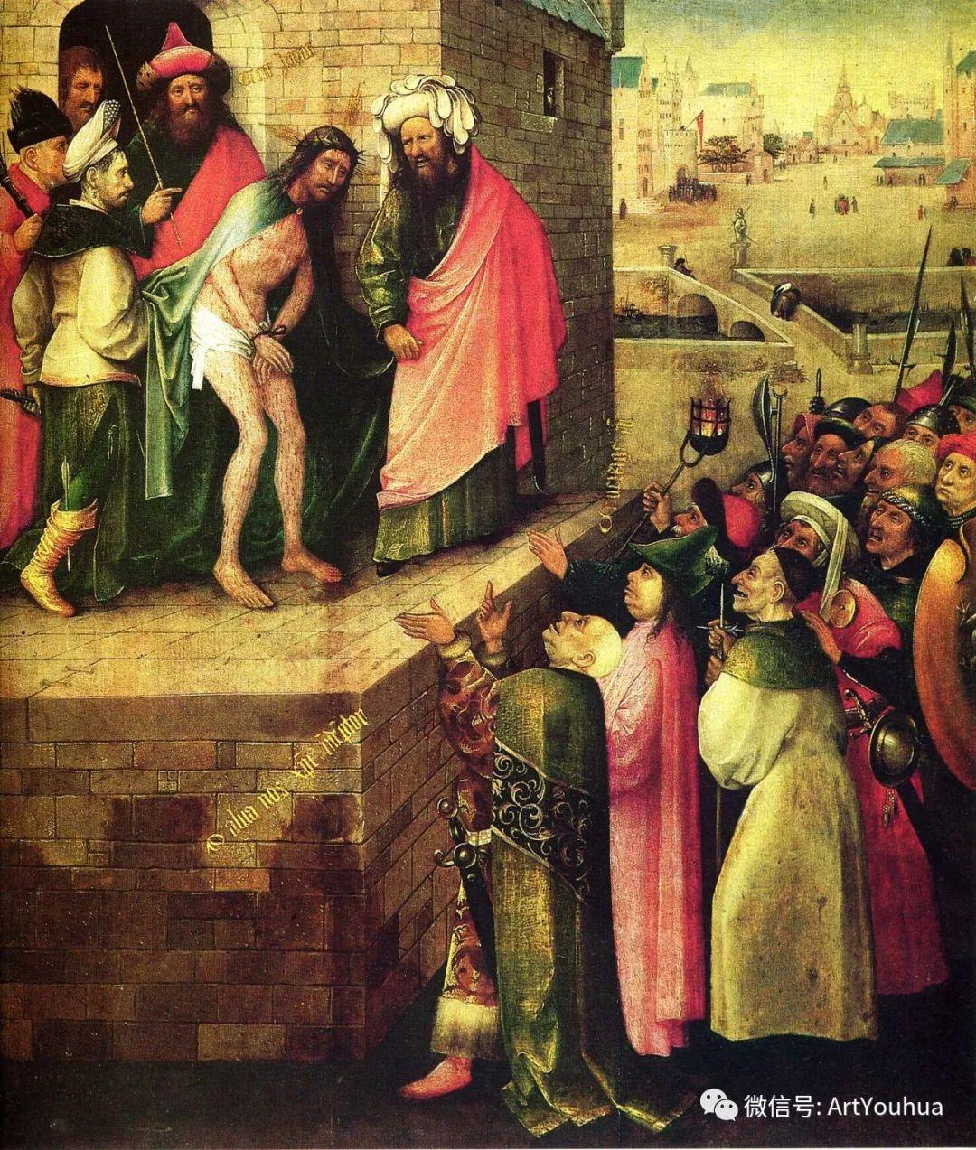 连载No.3 一生要知道的100位世界著名画家之希罗尼穆斯·波希插图7