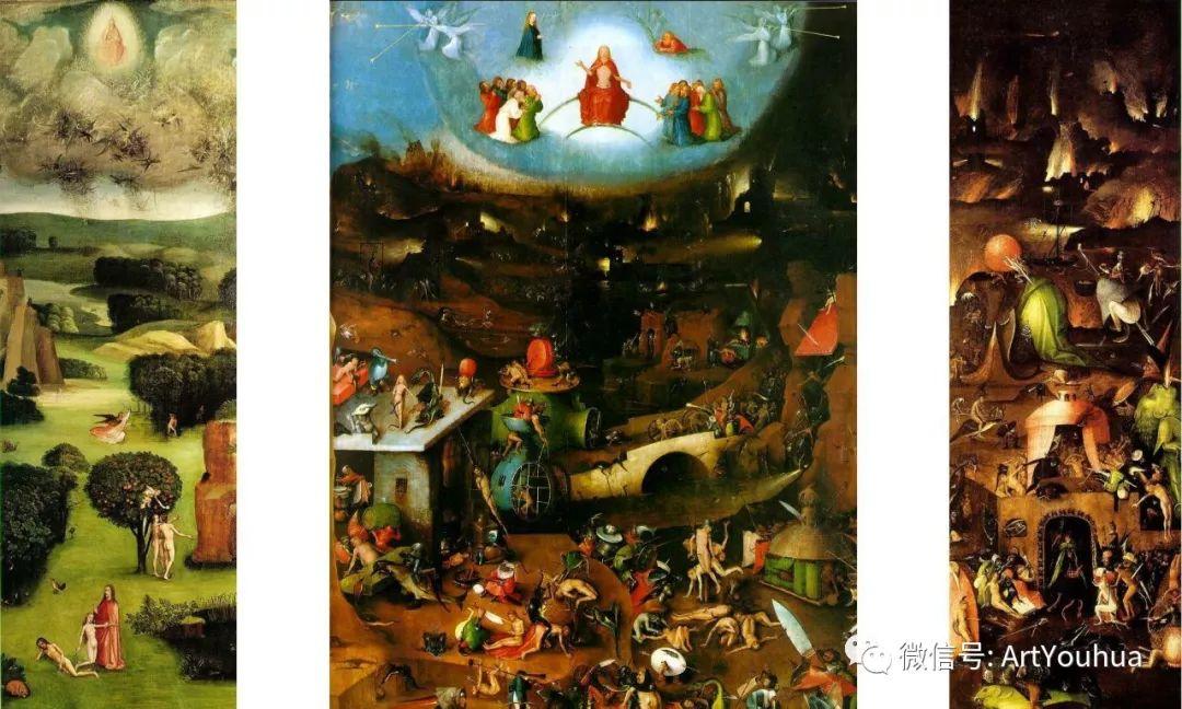 连载No.3 一生要知道的100位世界著名画家之希罗尼穆斯·波希插图9