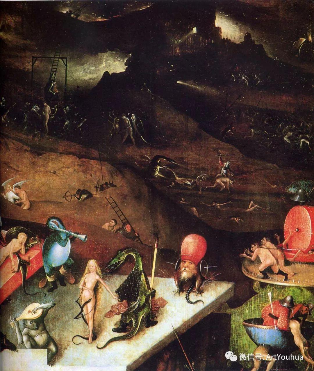 连载No.3 一生要知道的100位世界著名画家之希罗尼穆斯·波希插图10