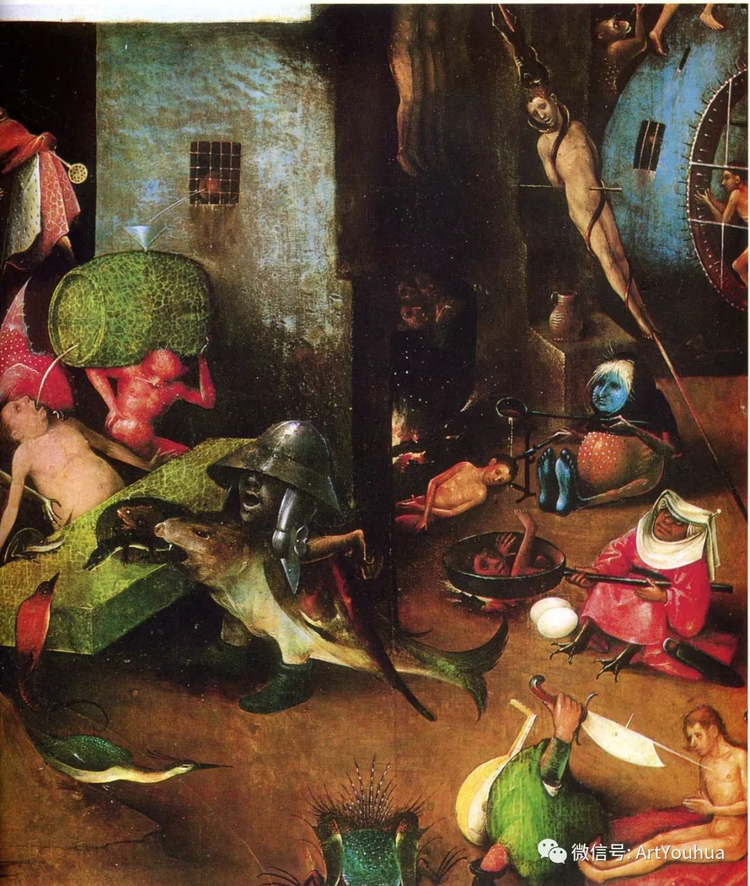 连载No.3 一生要知道的100位世界著名画家之希罗尼穆斯·波希插图11