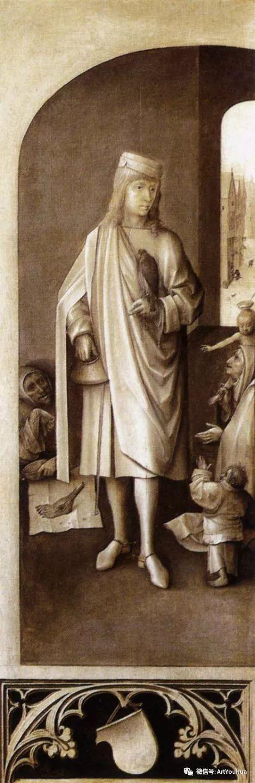连载No.3 一生要知道的100位世界著名画家之希罗尼穆斯·波希插图13