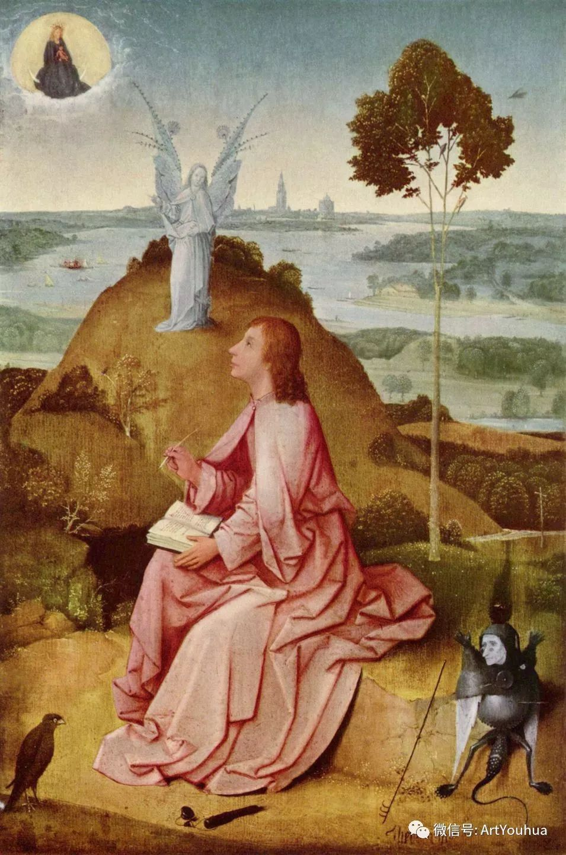 连载No.3 一生要知道的100位世界著名画家之希罗尼穆斯·波希插图15