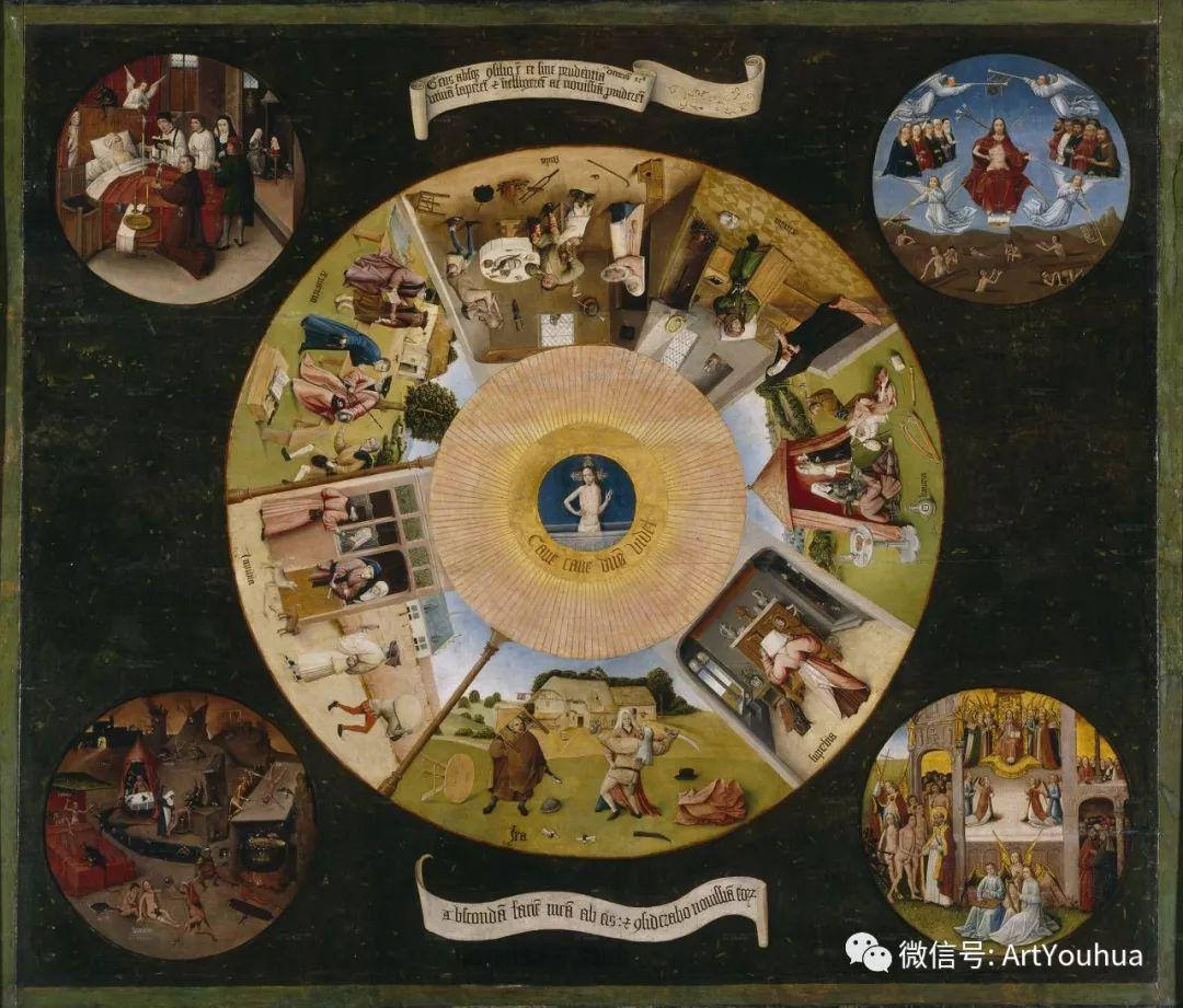 连载No.3 一生要知道的100位世界著名画家之希罗尼穆斯·波希插图16