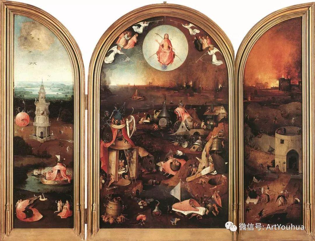连载No.3 一生要知道的100位世界著名画家之希罗尼穆斯·波希插图17