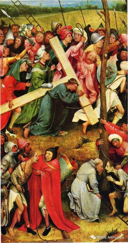 连载No.3 一生要知道的100位世界著名画家之希罗尼穆斯·波希插图18