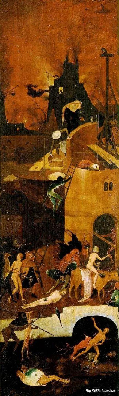 连载No.3 一生要知道的100位世界著名画家之希罗尼穆斯·波希插图21